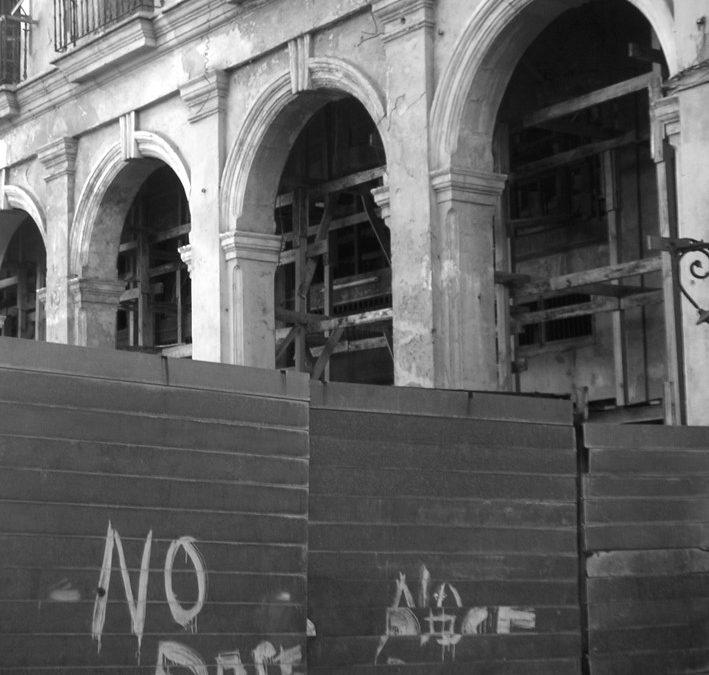 LA IMAGEN FOTOGRÁFICA DE LA CIUDAD EN RUINAS: ¿UNA FOTOGRAFÍA UNARIA? PARTE III