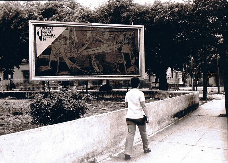 CRONOLOGÍA MEDIO COMPLETA MEDIO INCONCLUSA DE LAS ARTES VISUALES Y UN TIN MÁS ALLÁ. 1976-2015. AÑO 1984
