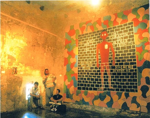 CRONOLOGÍA MEDIO COMPLETA MEDIO INCONCLUSA DE LAS ARTES VISUALES Y UN TIN MÁS ALLÁ. 1976-2O15. AÑO 1989