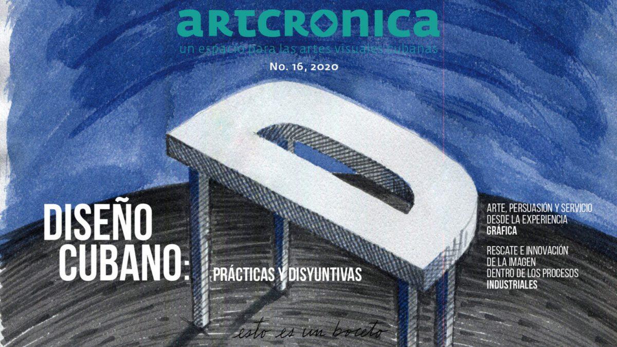 ARTCRONICA DEDICA UN NÚMERO AL DISEÑO GRÁFICO