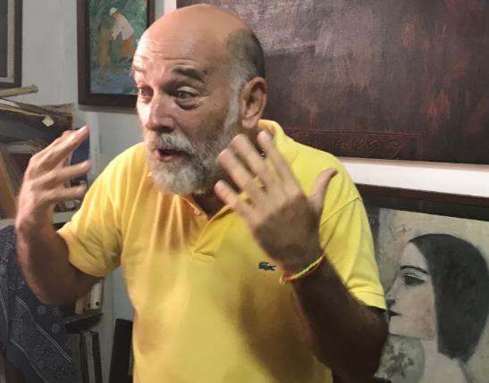 TRAS LA HUELLA DEL PULGAR. Entrevista a Orlando Hernández*