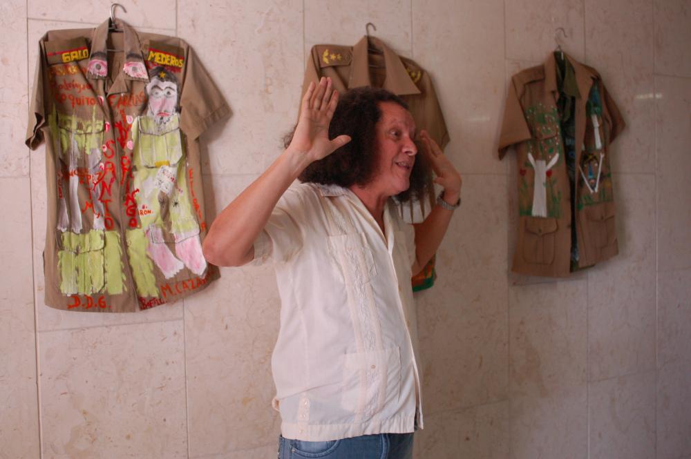 ENCUENTROS Y DESENCUENTROS ENTRE EL ART BRUT Y EL ARTE NAIF EN LA PLÁSTICA CUBANA*