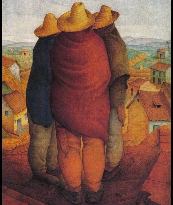 EL ARTISTA COMISARIO  (after Guillermo Cabrera Infante)
