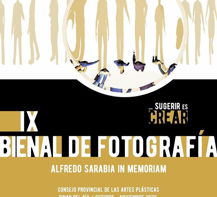 CONVOCAN A IX BIENAL DE FOTOGRAFÍA ALFREDO SARABIA IN MEMORIAM