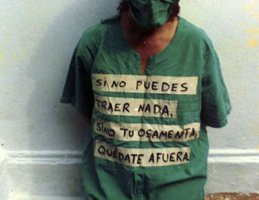 VIOLENCIA CONSTIPADA: 20 AÑOS DE SILENCIO