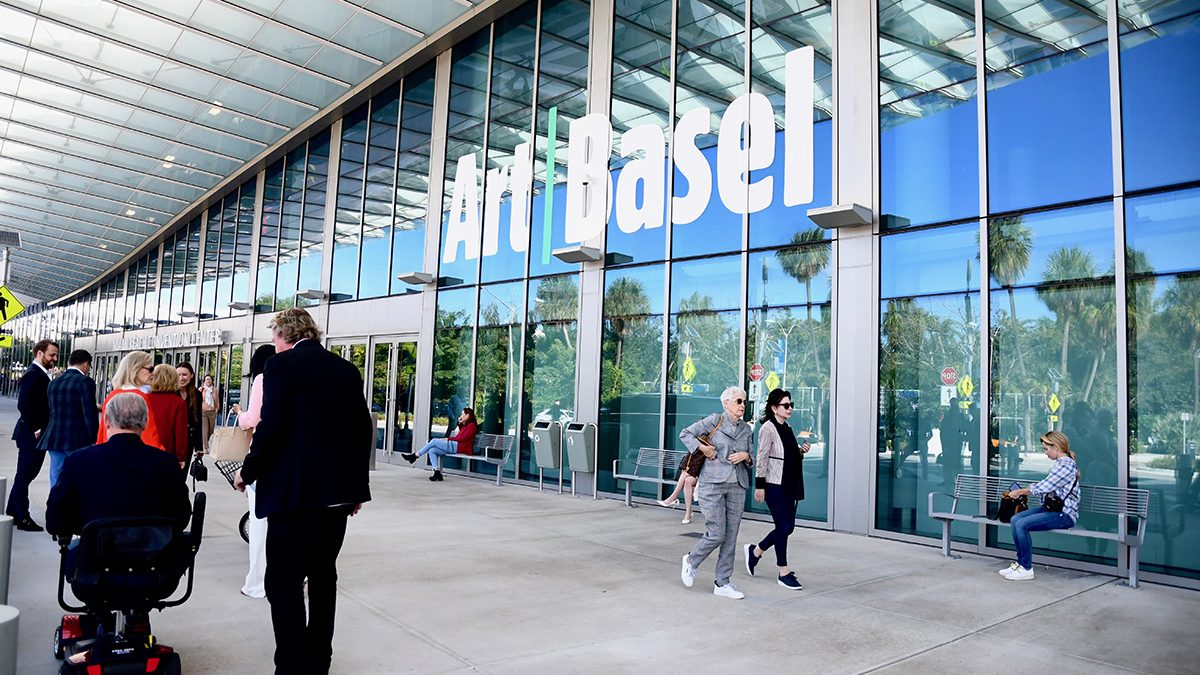 CANCELADA ART BASEL MIAMI BEACH 2020
