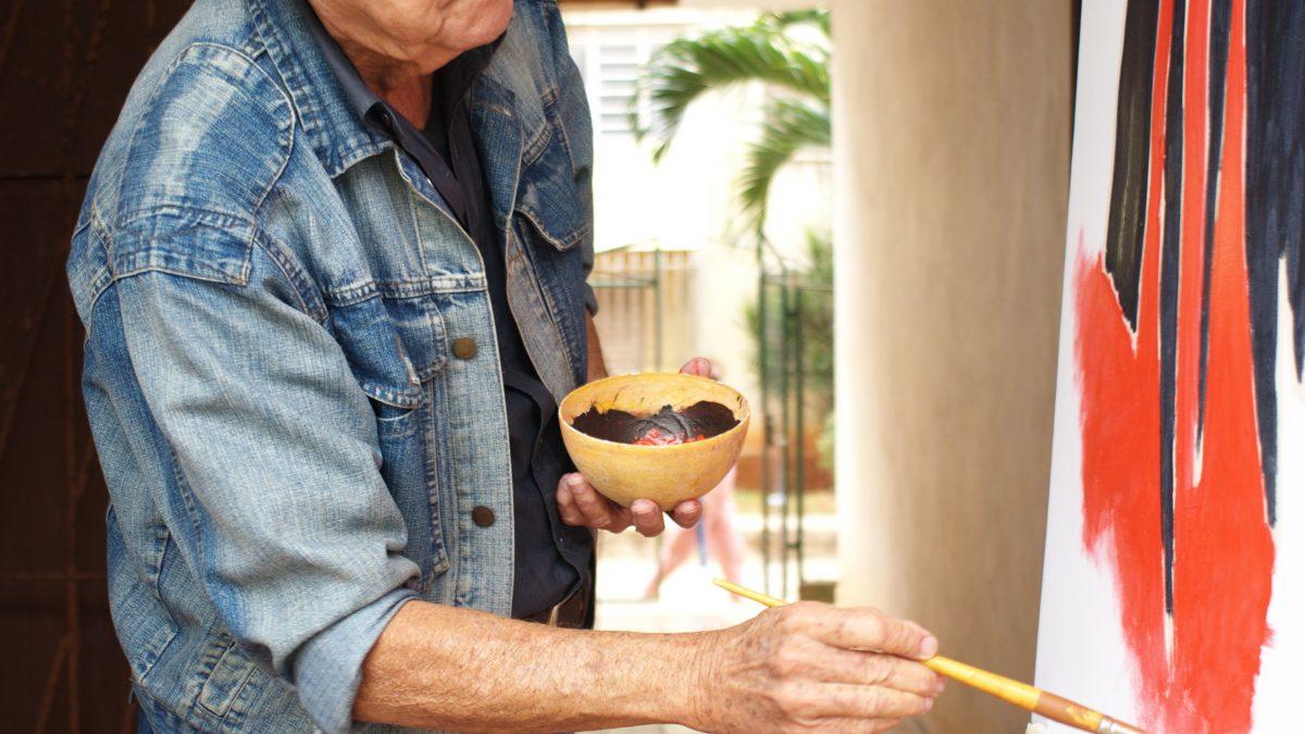 PEDRO DE ORAÁ: Un maestro de la tendencia Concreta dentro de la Abstracción cubana*