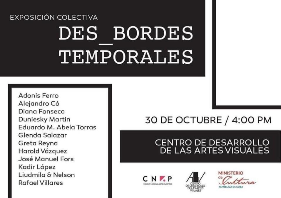 #Des_Bordes Temporales
